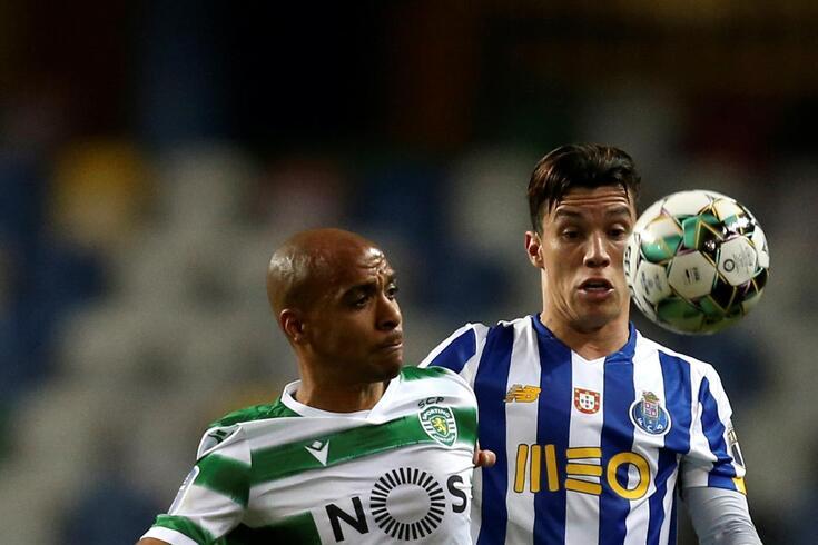 Sporting venceu o FC Porto e está na final da Taça da Liga