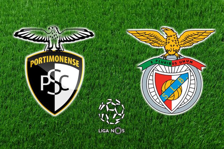 DIRETO   Portimonense-Benfica