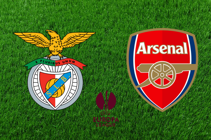 DIRETO | Benfica-Arsenal