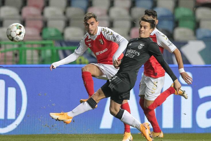 O JOGO avalia o desempenho dos jogadores do Braga na vitória sobre o Benfica