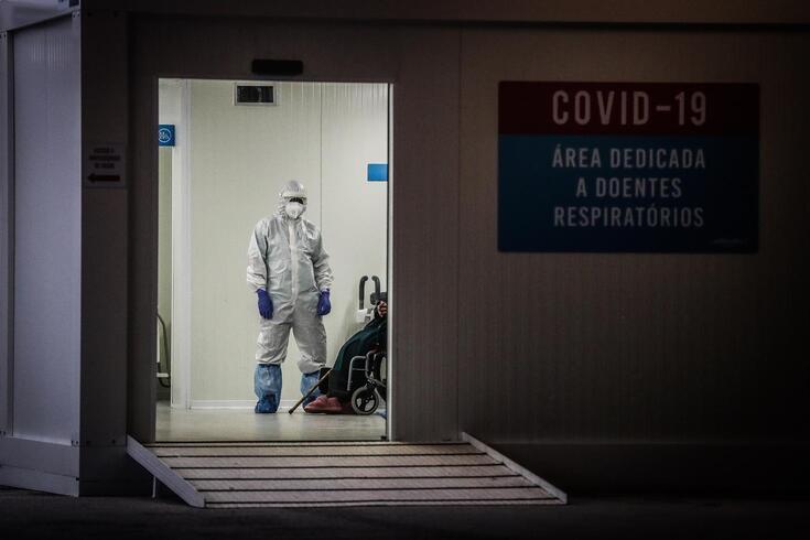 Portugal ainda em alerta com a pandemia de covid-19