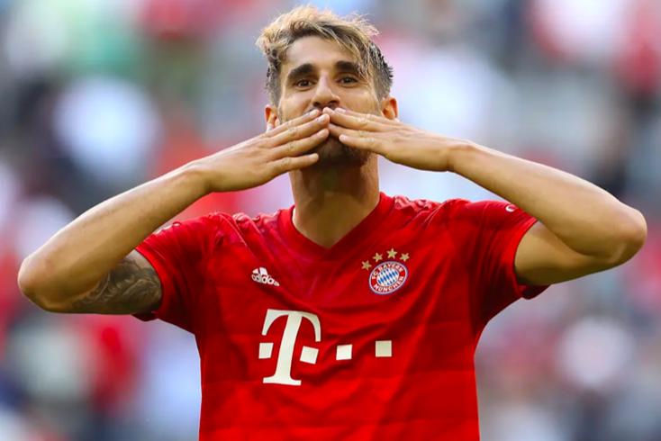 Javi Martínez de saída do Bayern