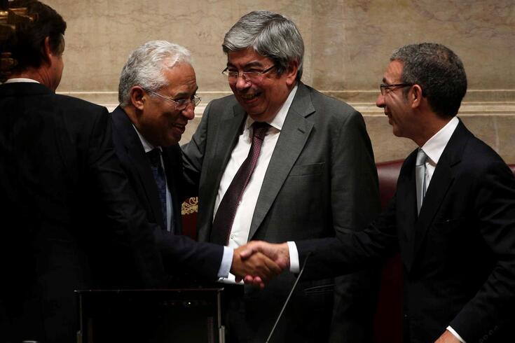 António Costa e Ferro Rodrigues