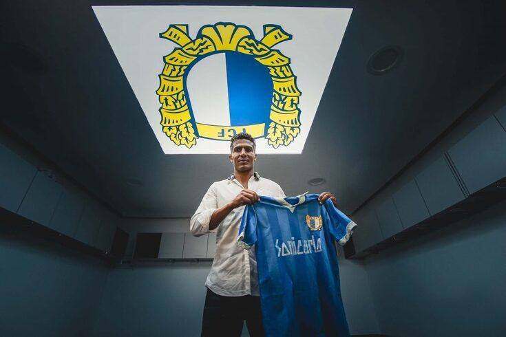 Bruno Alves tinha assinado um contrato de duas épocas