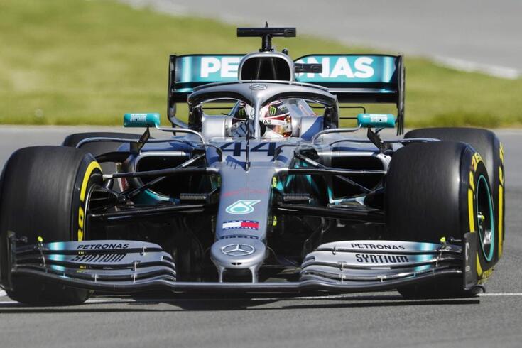 GP de França/TL: Mercedes domina primeiro dia em Paul Ricard