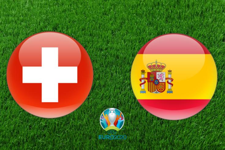 DIRETO | Euro 2020: Suíça-Espanha