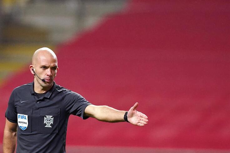 Luís Godinho, árbitro português