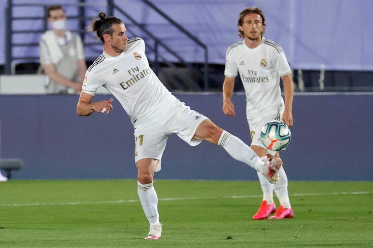 Gareth Bale, internacional galês que pode voltar ao Tottenham