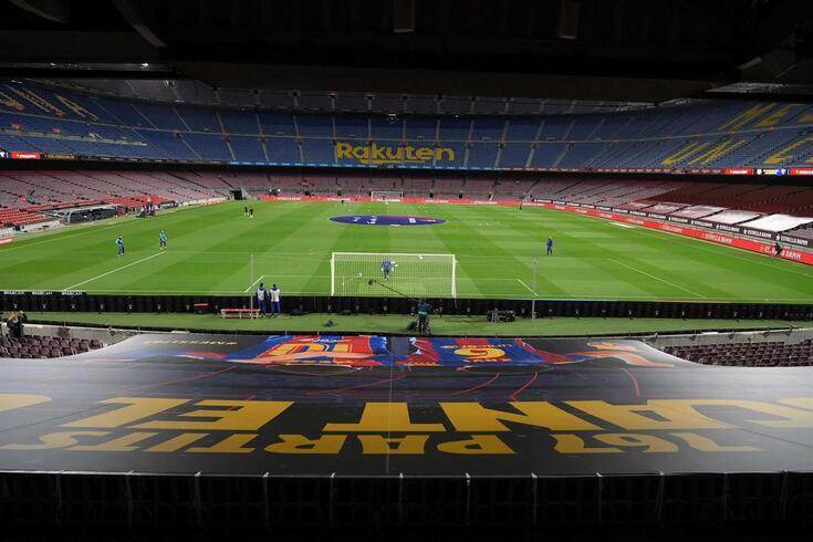 Barcelona pode deixar a Superliga