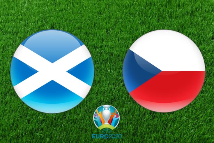 DIRETO | Euro'2020: Escócia-Chéquia