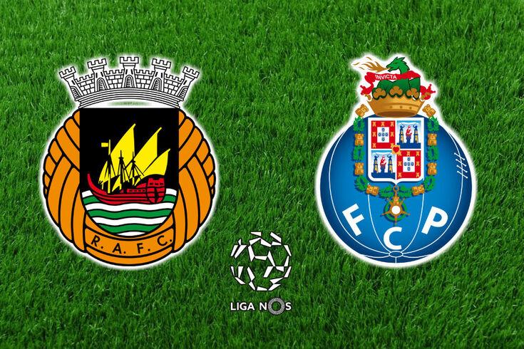 DIRETO | Rio Ave-FC Porto