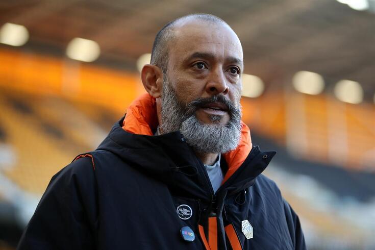 Nuno Espírito Santos, técnico dos Wolves
