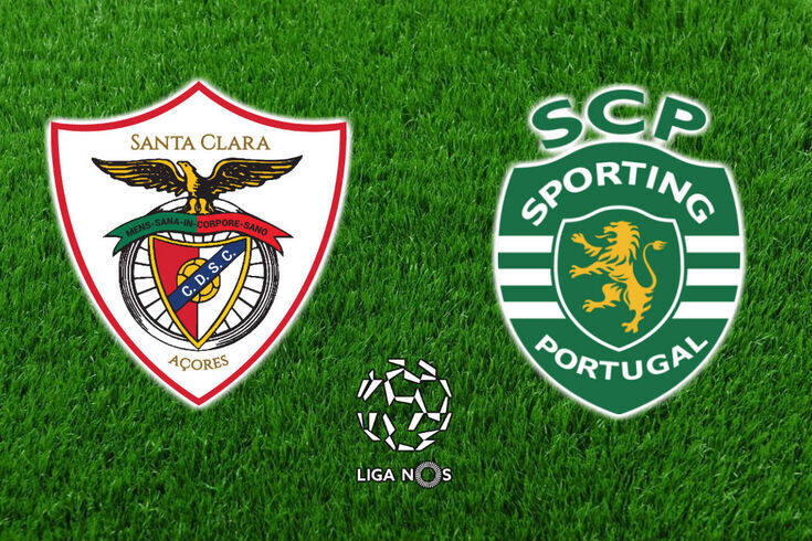 DIRETO | Santa Clara-Sporting