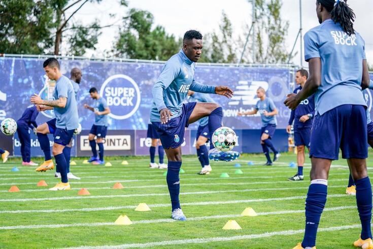 FC Porto: mais um treino de preparação e os mesmos no boletim clínico