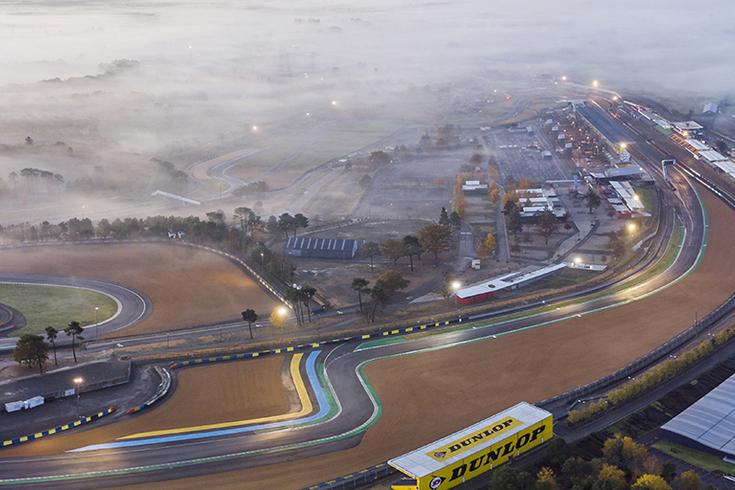 A prova das 24 horas de Le Mans foi adiada para setembro