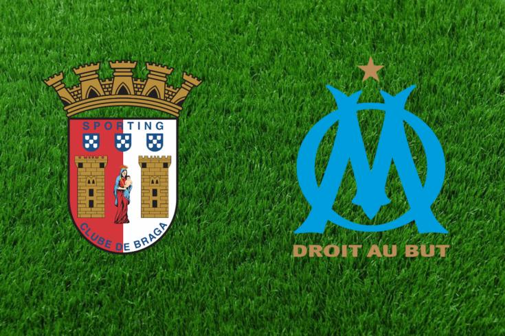 DIRETO | Jogo de preparação: Braga-Marselha