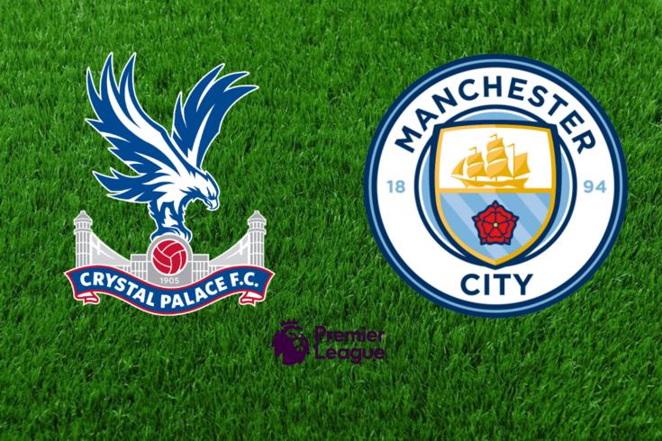 DIRETO | Crystal Palace-Manchester City