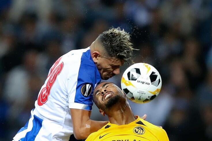 Soares decidiu FC Porto-Young Boys