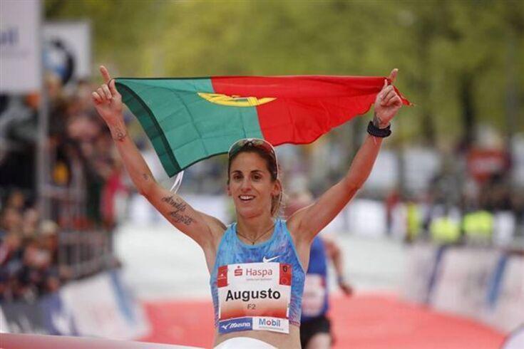 Jéssica Augusto falha maratona de Twente devido a lesão