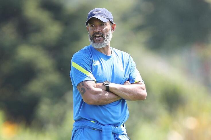 Nuno Espírito Santo, treinador do Tottenham