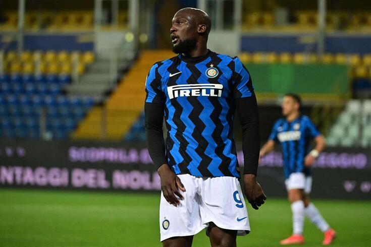 Lukaku, avançado do Inter