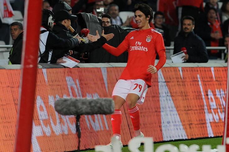 João Félix marcou o melhor golo da jornada 30