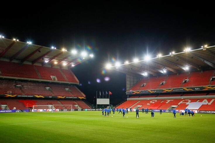 Mais uma jornada da fase de grupos da Liga Europa