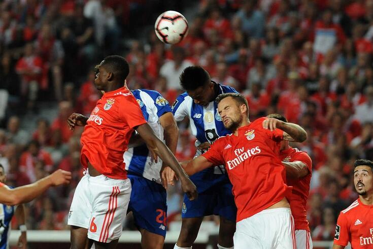 Benfica-FC Porto está marcado para quinta-feira, no Estádio da Luz