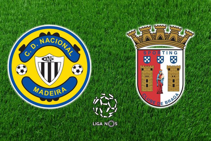 DIRETO | Nacional-Braga