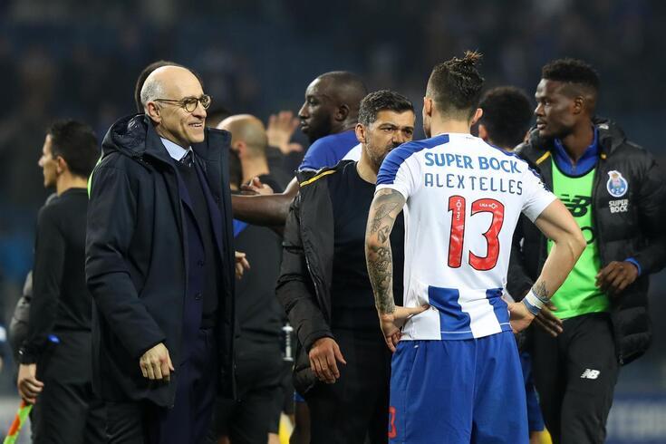 Nélson Puga, médico do FC Porto