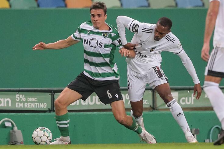 Palhinha é agora um dos três capitães de equipa do Sporting