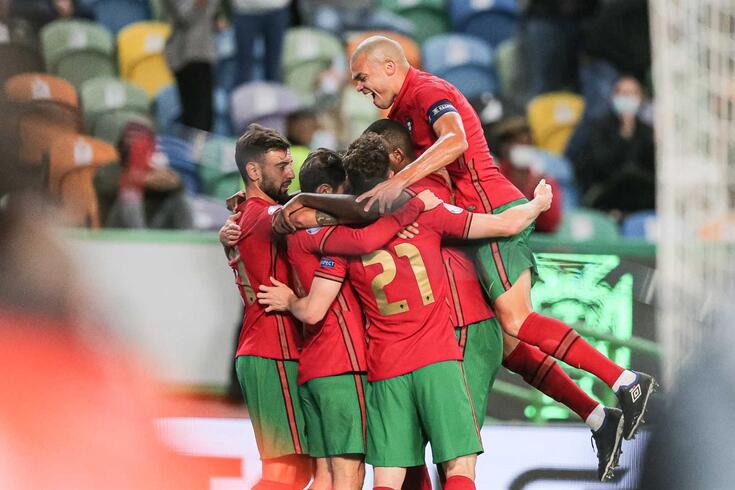 Portugal já conhece os adversários da qualificação para o Mundial'2022