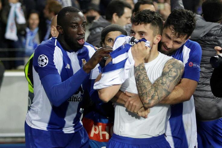 FC Porto precisa de uma remontada vista em 2004