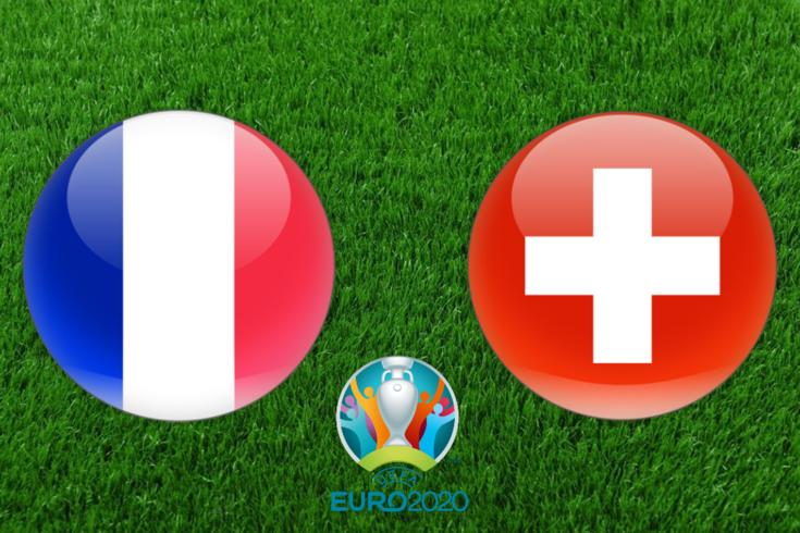 DIRETO | Euro 2020: França-Suíça
