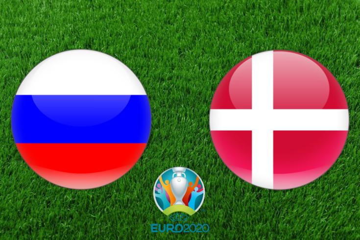 DIRETO   Euro 2020: Rússia-Dinamarca