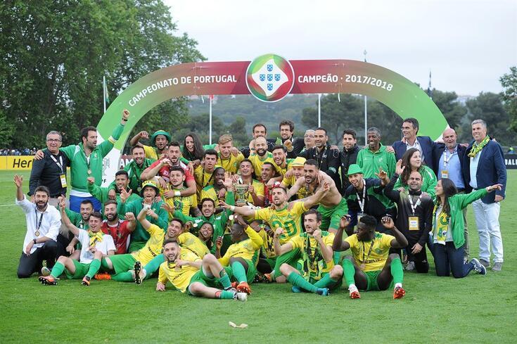 Mafra vence Farense e conquista Campeonato de Portugal