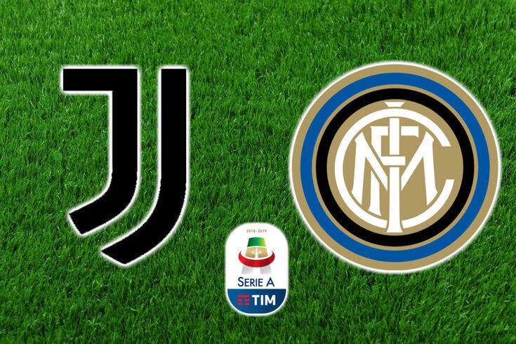 DIRETO | Juventus-Inter