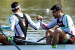 Pedro Fraga e Afonso Costa vão disputar os Jogos de Tóquio