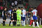 Marítimo e FC Porto empataram (1-1) nos Barreiros