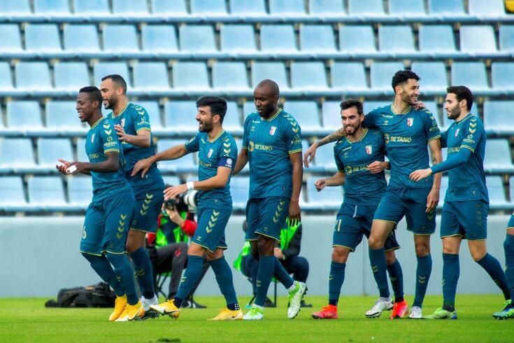 Paulo Fonseca elogia o Braga