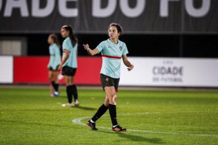 Dolores Silva, internacional portuguesa
