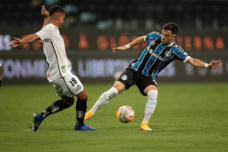 Pepê brilha pelo Grémio e reforça FC Porto na próxima época