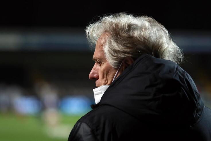 Jorge Jesus, treinador do SL Benfica