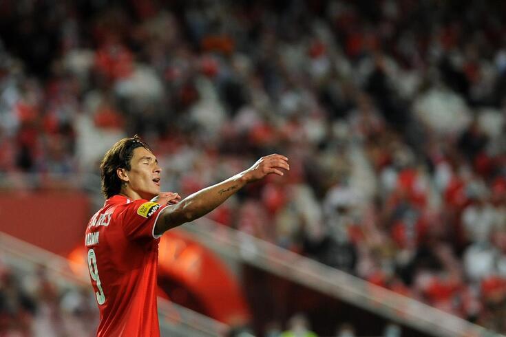 Lisboa, 20/09/2021 - O SL Benfica recebeu esta noite o Boavista FC no Estádio da Luz em Lisboa, em jogo