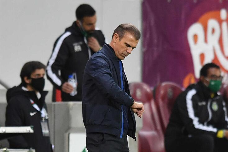 Milton Mendes, treinador do Marítimo