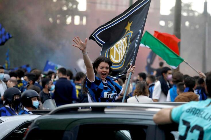 Inter conquistou o 19.º título de campeão de Itália