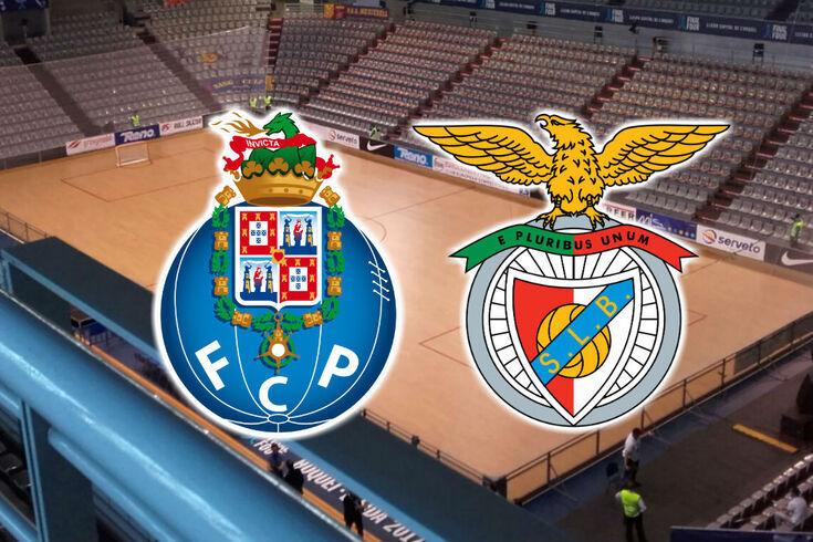 DIRETO HÓQUEI EM PATINS | FC Porto-Benfica