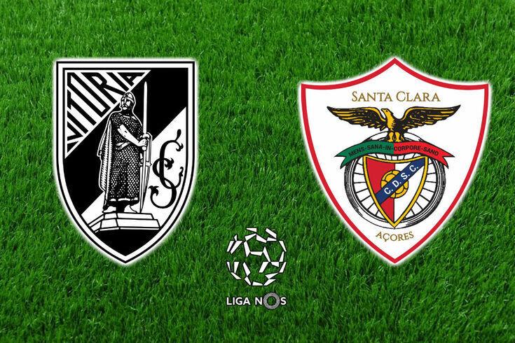DIRETO | V. Guimarães-Santa Clara
