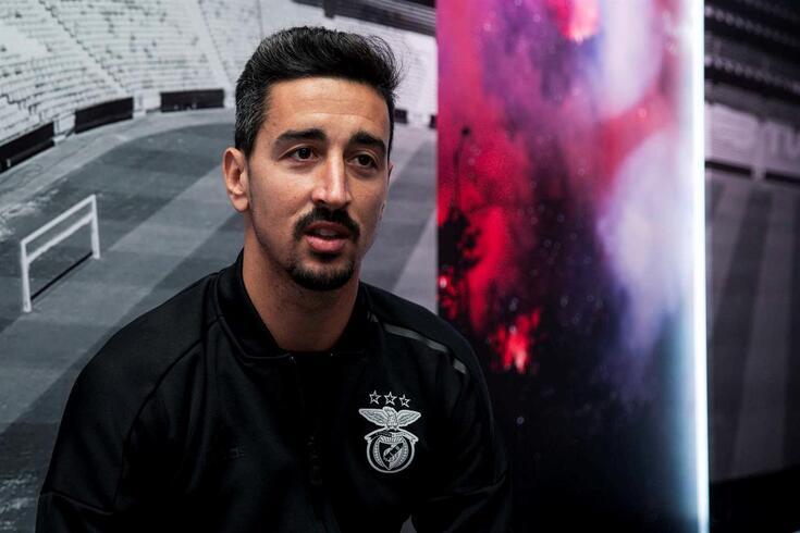 André Almeida falou em entrevista a O JOGO