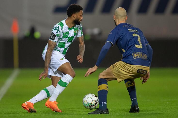 Moreirense e Santa Clara lutam pelos quartos de final da Taça